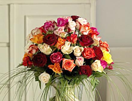 Servizio interflora il petalo bouquet matrimoni creazioni floreali - Interflora contatti ...